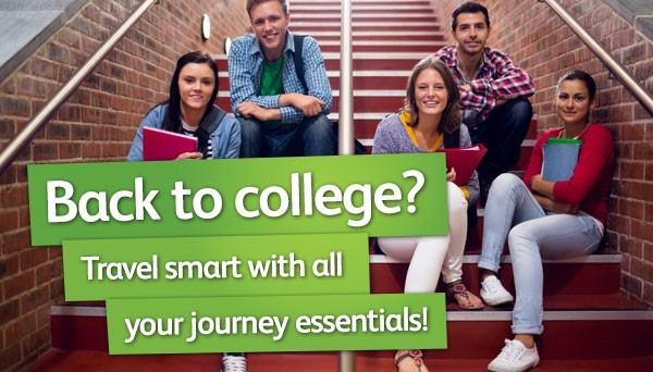 Back to College with Traveline Cymru