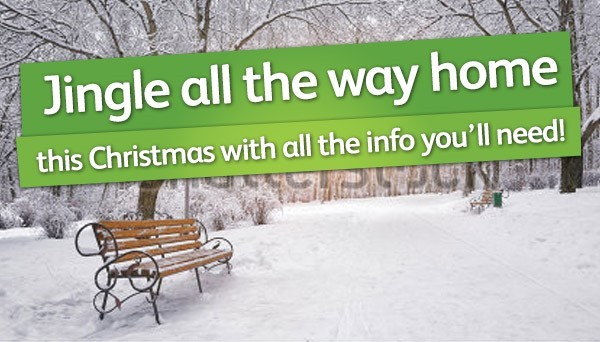 Christmas & New Year Travel Info