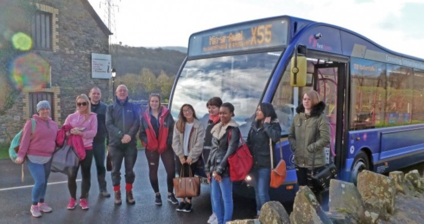 BayTrans Visit Wales Year of Adventure