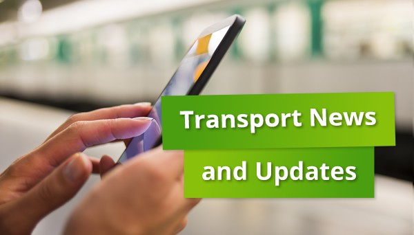 Transport news and updates