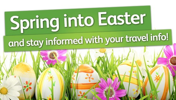 Easter Travel Info