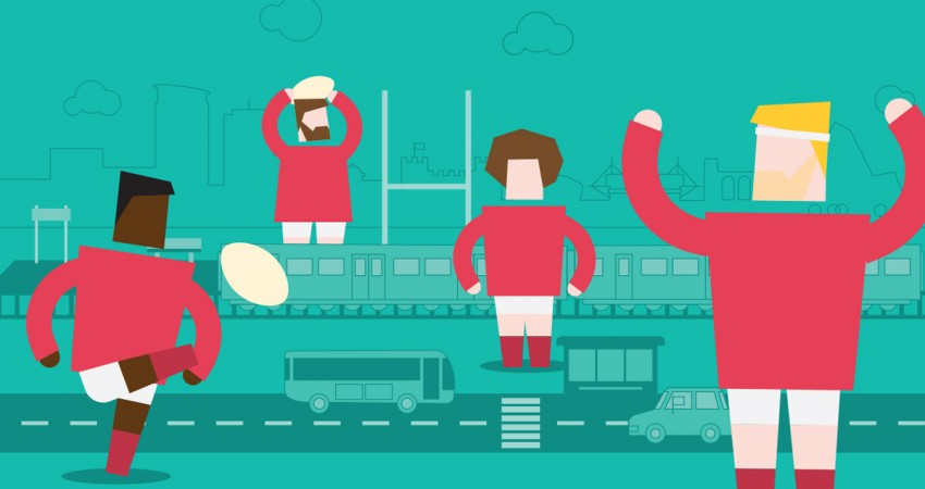 Six Nations Wales Rugby