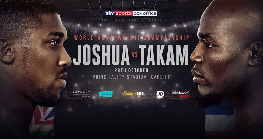 World Heavyweight Championship. Joshua v Pulev