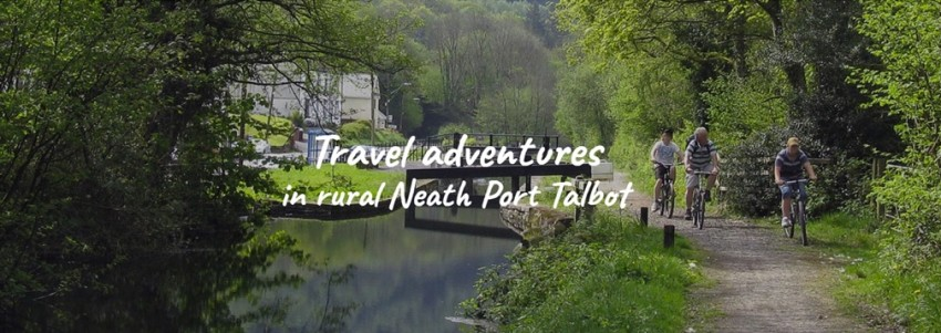 Travel adventures in rural Neath Port Talbot