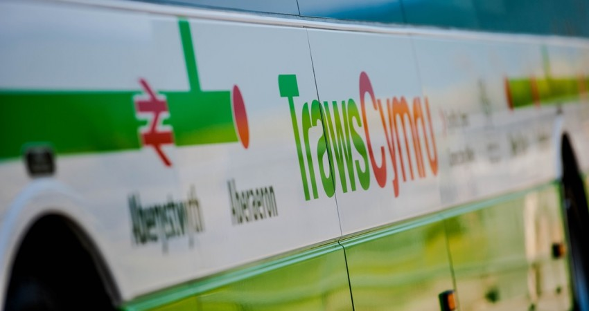 Some local changes to the TrawsCymru Weekend Free Travel Scheme.