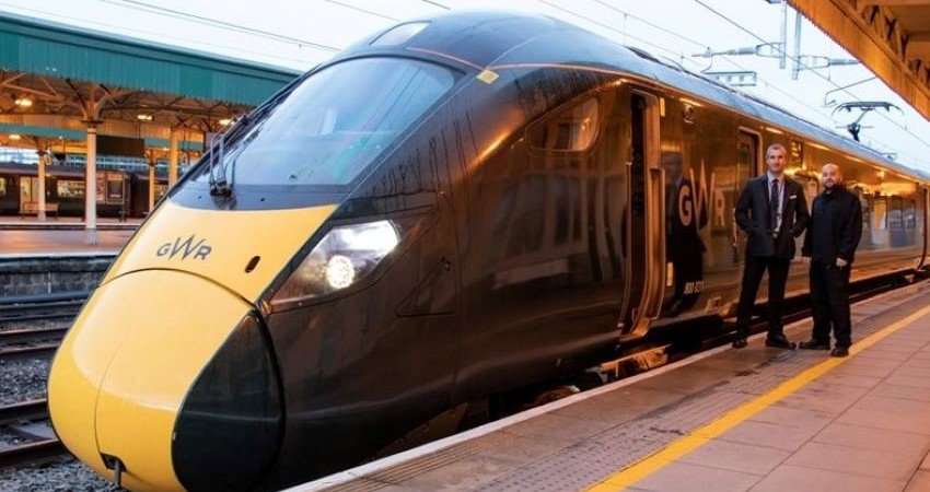 GWR passengers travelling to and from South Wales benefitting from electric rail services for the first time