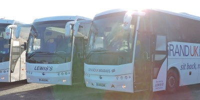 Lewis Coaches, Llanrhystud goes into administration, from Friday 12th August 2016