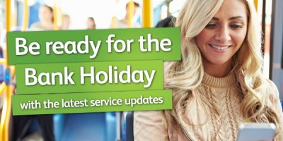 August Bank Holiday Travel