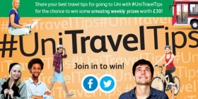 Uni Travel Tips Competition