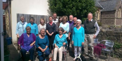 On the road with…Abergavenny lunch club
