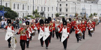 National Armed Forces Day. Llandudno. Saturday 30th June 2018