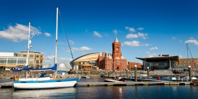 Volvo Ocean Race, Cardiff stopover.  27th May – 10th June 2018
