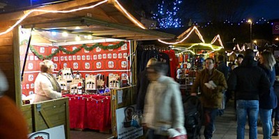 Llandudno Christmas Fayre - Food, Drink & Craft Festival, 15th – 18th November