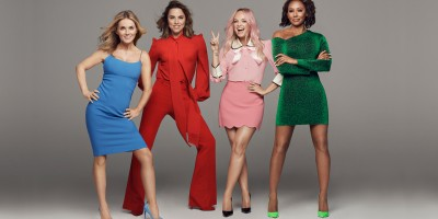 Spice Girls at the Principality Stadium