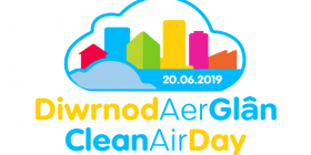 Clean Air Day Wales