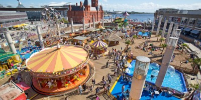 Cardiff Bay Beach- Saturday 20th July until Sunday 1st September 2019
