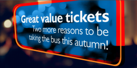 Stagecoach is offering half price tickets for families and groups this half term