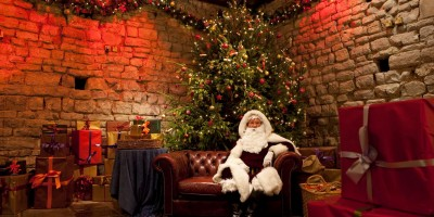 Santa's Victorian Christmas at Cardiff Castle