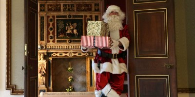 National Trust Christmas Events, South Wales