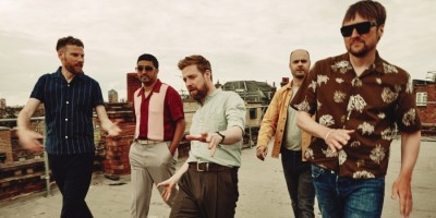 Kaiser Chiefs at the Motorpoint Arena- Friday 31st January 2020
