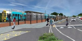 Work begins on new Bow Street railway station in Ceredigion