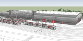 The £100m depot at the heart of rail's South Wales Metro