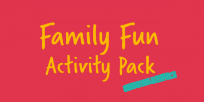 Get creative with Traveline Cymru's 'Family Fun Activity Pack'!