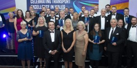 Traveline Cymru Sponsors Wales Transport Awards 2020