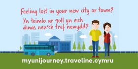 Welcome New Students! Travelling in your new city with MyUniJourney