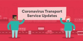 Coronavirus Service Updates- Latest changes to transport services across Wales