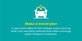 Guidance for University Students Travelling Home for Christmas